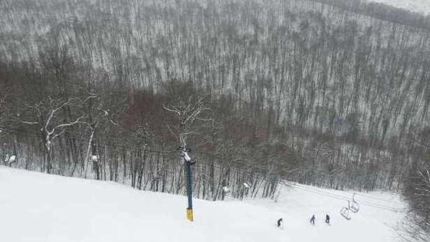 sat & sun made for great skiable conditions