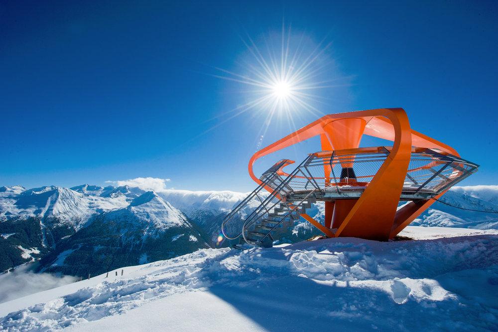 Hier scheint fast immerzu die Sonne - © Bergbahnen Gastein AG
