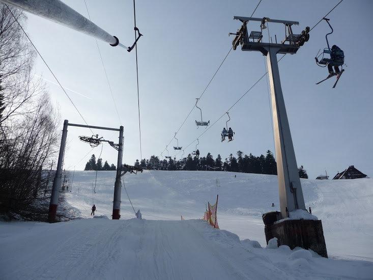 Ski resort Relax Center Plejsy - © Matej Petőcz