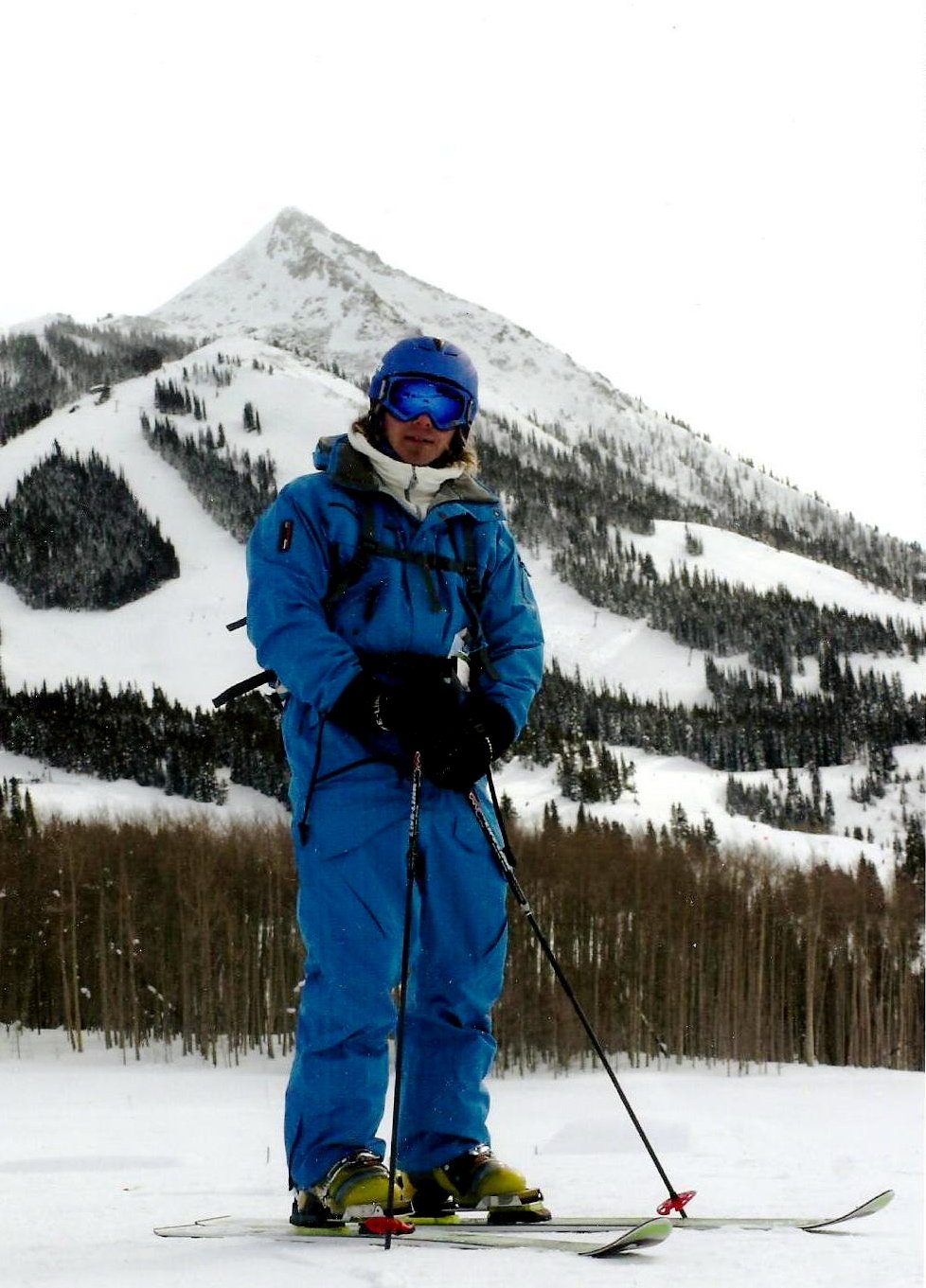 Crested Butte Mountain Resort - © @ril @ Skiinfo Lounge