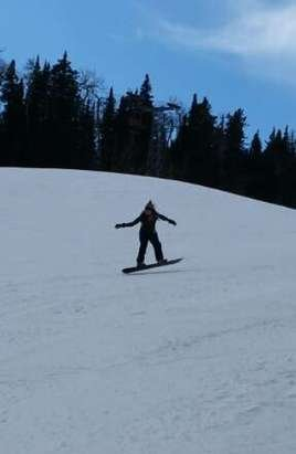 Sandia Peak - fun day on Sunday but icy to where when I fell I just slid down 10 ft an got ice burn - © Angel.berry.boarder