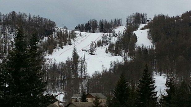 - © skieur fou