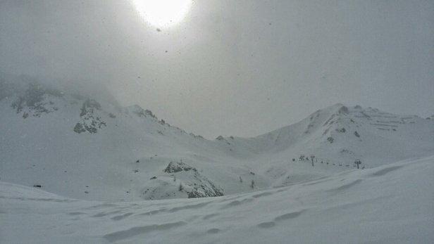 Alba - Ciampac - Un pò di neve fresca ci voleva - © lellos1972