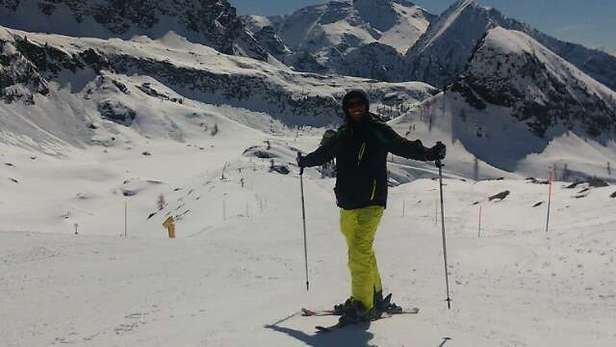 Champoluc - Monterosa Ski - powder perfect  - © tcunningham2641
