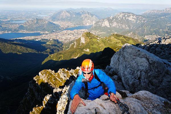 Klettersteig Comer See : Sicherheit am klettersteig zehn tipps des Österreichischen
