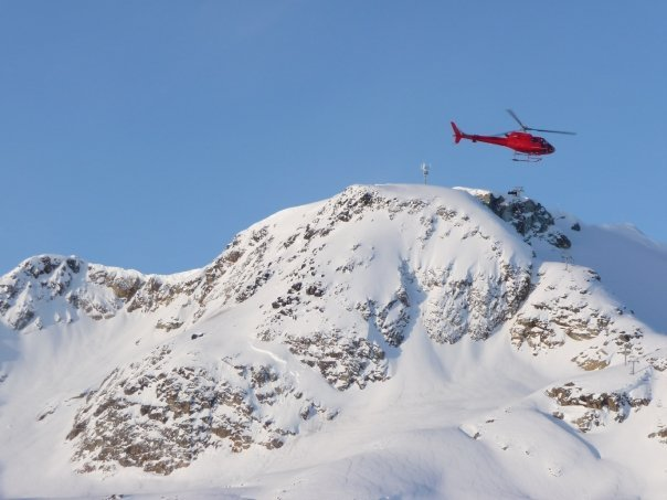 Whistler Peak - ©albertferre @ Skiinfo Lounge