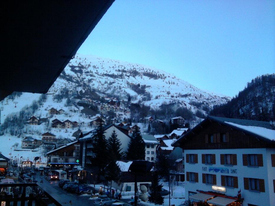 Valloire - © Nick Jarivs | skiing @ Skiinfo Lounge