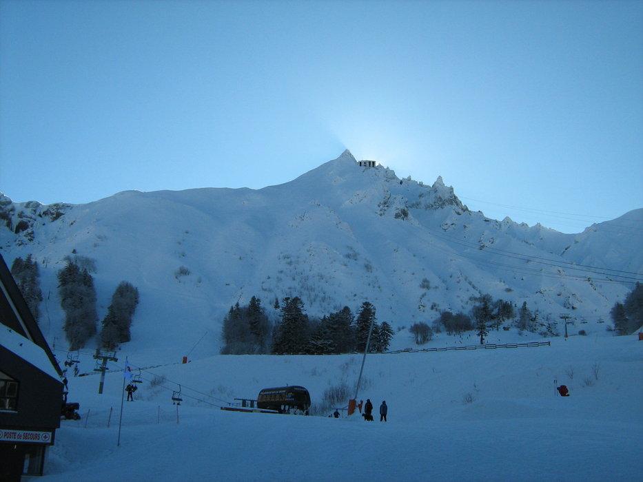 Le Mont Dore - © kiki86 | kiki 86 @ Skiinfo Lounge