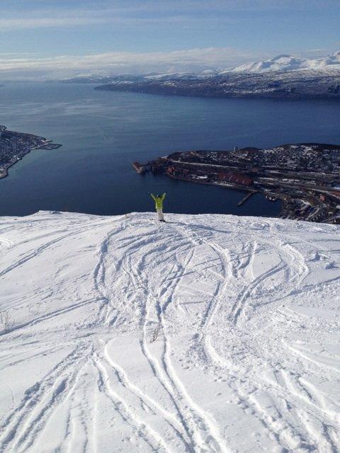 Narvik - ©mkf97 @ Skiinfo Lounge