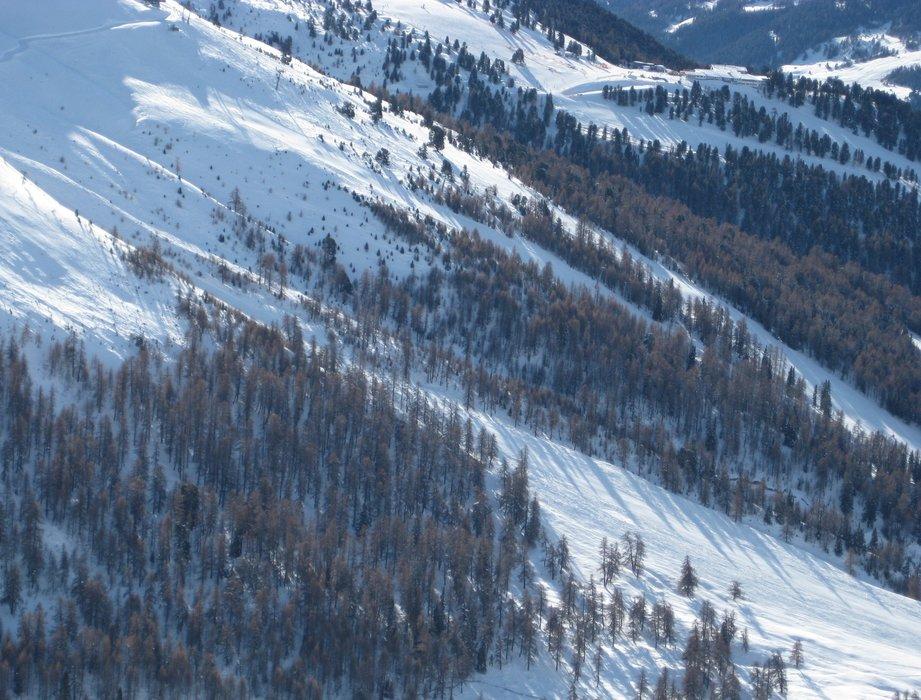 Guesser kopf slope, photo taken from tscheyeck slope - ©muca | muca @ Skiinfo Lounge
