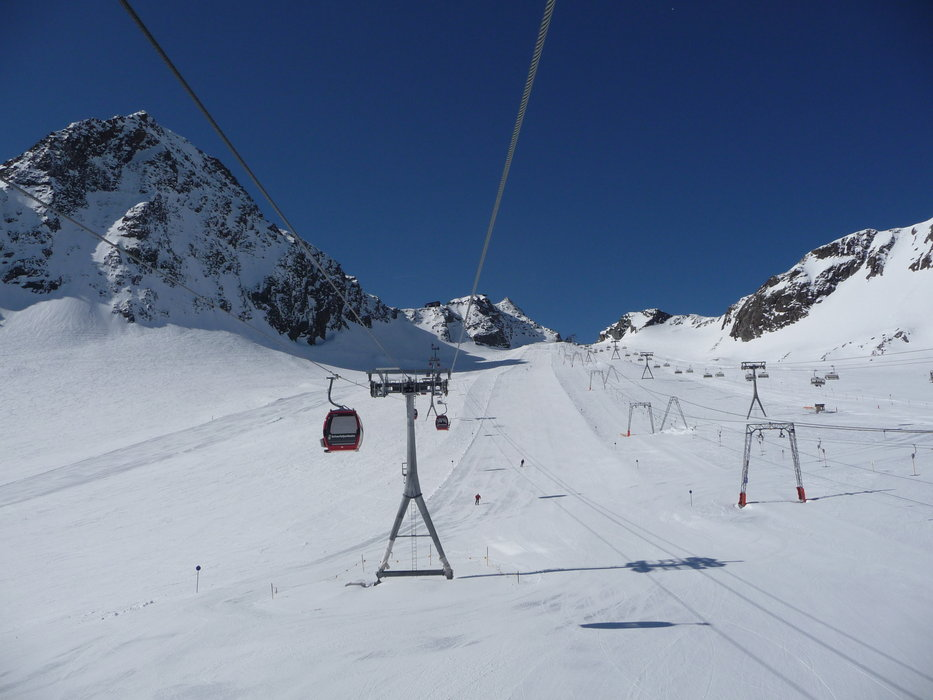 Stubaier Gletscher - ©MirekSki @ Skiinfo Lounge