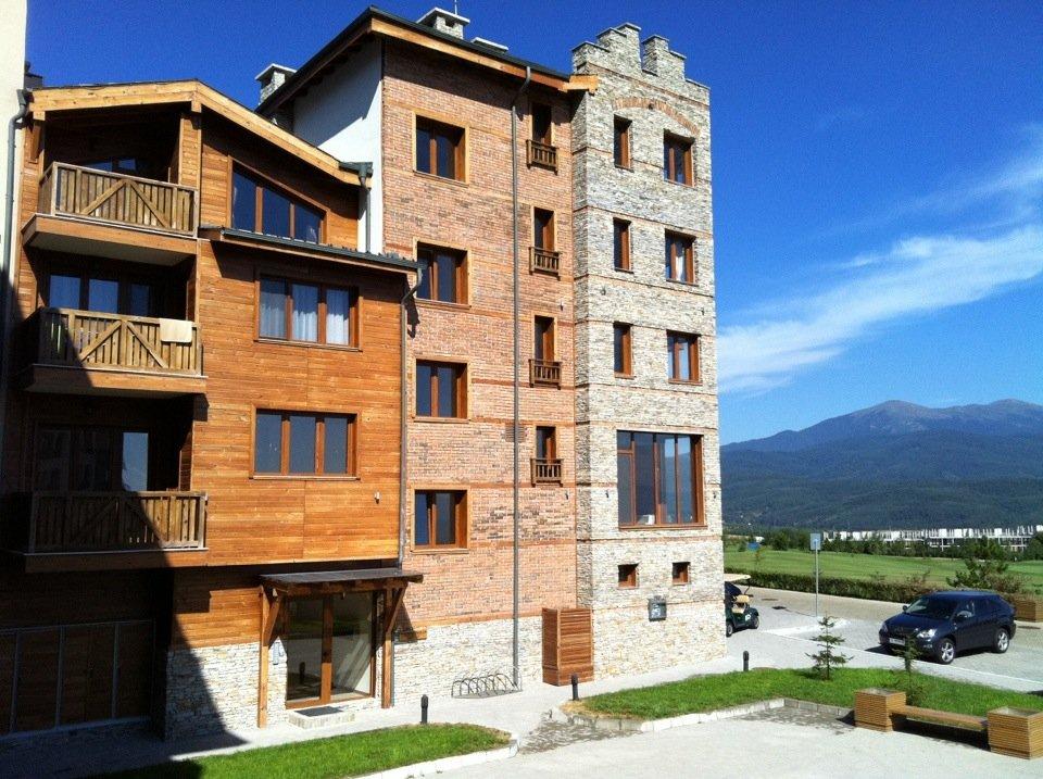 Gli Appartamenti al Pirin Golf - © Pirinskiandgolf @ Skiinfo Lounge