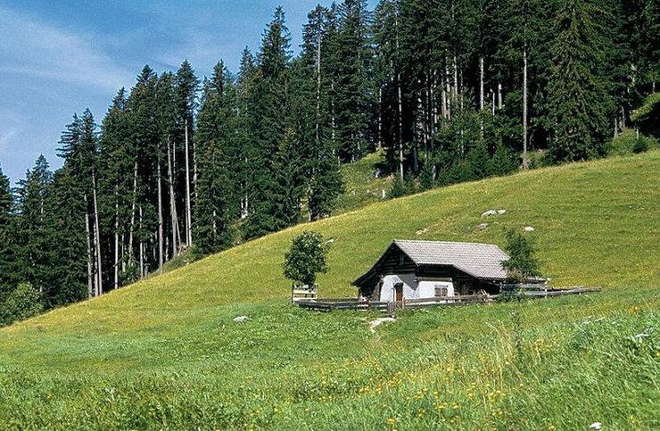 Tour Heidialp - © Graubünden Ferien