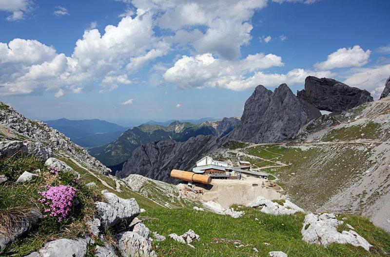 Klettersteig Mittenwald - © R. Pohmann