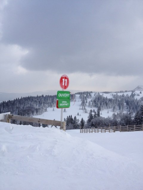 Métabief Mont d'Or - © Tryo-raph @ Skiinfo Lounge