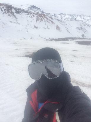 Valle Nevado - Buena nieve  - ©Agustin's iPhone