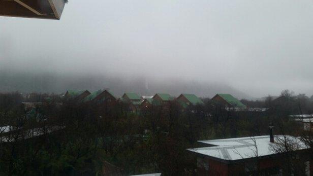 Nevados de Chillan - las trancas ( chovendo muito)  - © marcellobraga77