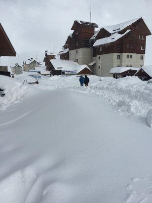 Valle Nevado - Neve sem fim! - © Tricolor dos Pampas!