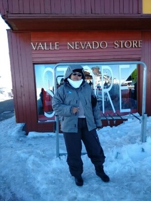 Valle Nevado - [! skireport_firsthandpost_pagetitle ] - © rosancarmo63