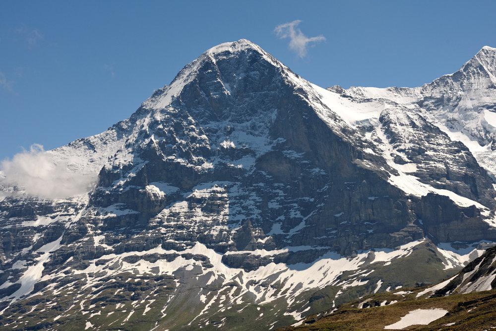 Eiger Nordwand - © Jungfrau Region | Jost von Allmen