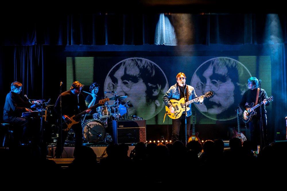 Blant hovedattraksjonene på årets Beatles-festival - © aebe