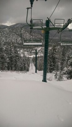 Las Vegas Ski and Snowboard Resort - preseason freshies - © king Wil
