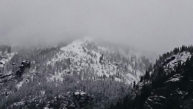The Summit at Snoqualmie - snoeqalmy pass has bin giving a bunch of snow this week. - © tommyallanv