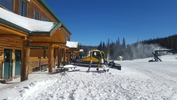 Snowy Range Ski & Recreation Area - Ready to Roll! - © ghess23