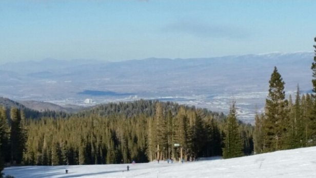 Mt. Rose - Ski Tahoe - very good day - © rodgerp2020