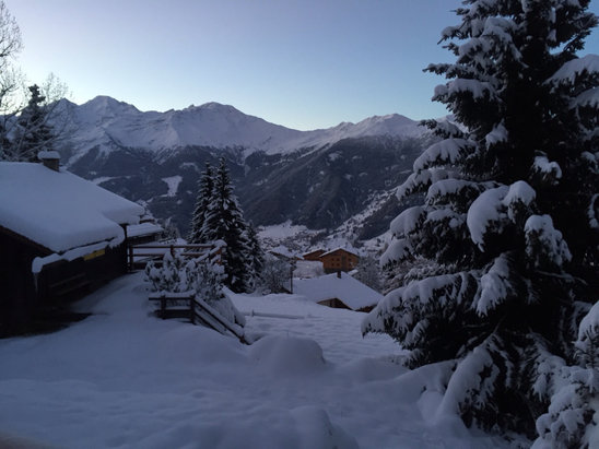 Verbier - [! skireport_firsthandpost_pagetitle ] - © iPhone di Domenico