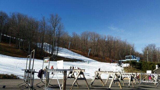 Belleayre - Firsthand Ski Report - ©rayc1976