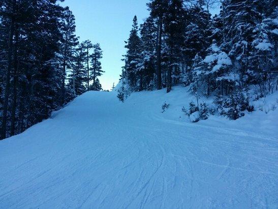 Sipapu Ski Resort - Excellent day. Still plenty of powder at 3pm! - ©royalnut
