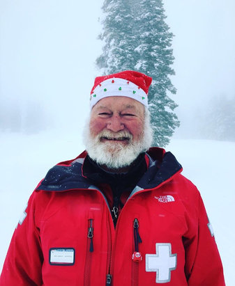 Powder Mountain - Powder Mountain Ski patrol are the best, along with their 10 new inches of fluff!  - © FUZZ