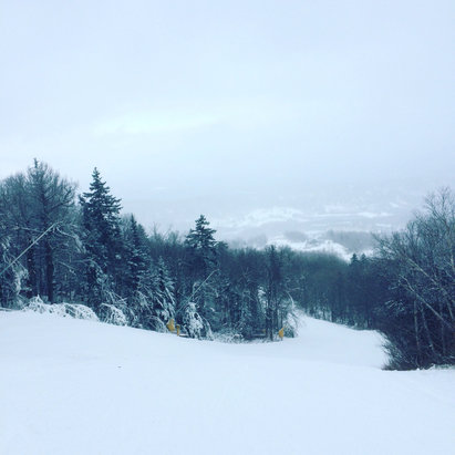 Stratton Mountain - Great day on the mountain! - ©chase c