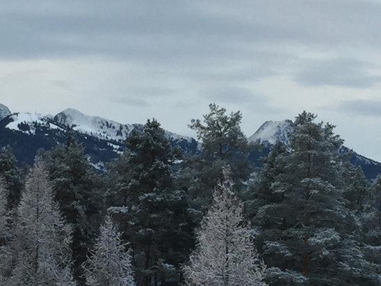 Obereggen - Pampeago - Predazzo - Si scia veramente bene piste perfette!!  - © iPhone di giacomo