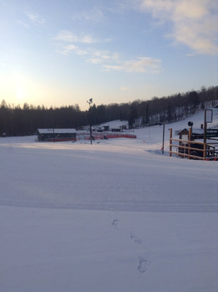 Ski Brule - Can't wait to ski today! - © Ski Brule