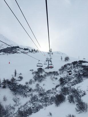 Val Cenis Vanoise - Morning) - © biosadmin's iPhone