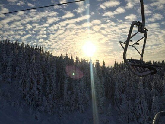 Oslo Vinterpark - Tryvann - Glimrende forhold på Tryvann nå! - © tflatin