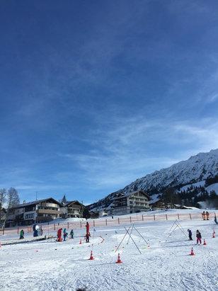 Oberjoch - [! skireport_firsthandpost_pagetitle ] - © Skifahrer