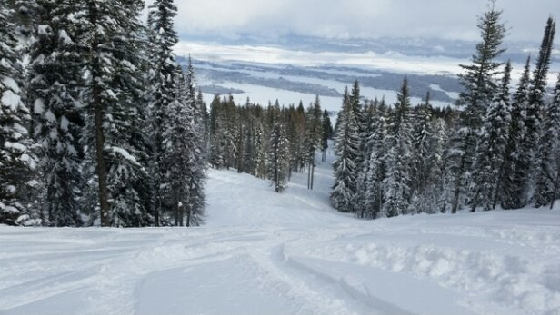 Tamarack Resort - from 1/15, awesome deep powder - © ryangtownsend