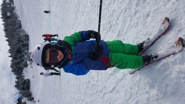 Superdevoluy / La Joue du Loup - super journée  bonne neige chez les pioupiou. ... - © gregx2b