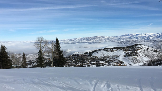 Deer Valley Resort - Perfect day!  - © Linda's iPhone