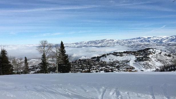 Deer Valley Resort - Perfect day!  - ©Linda's iPhone