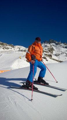 Champoluc - Monterosa Ski - Neve splendida   - © iPhone di Gigi
