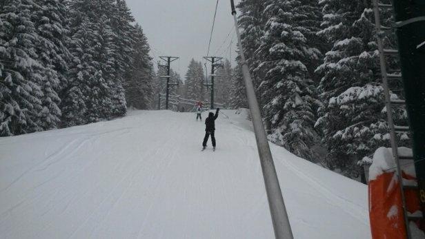 Les Rousses - super neige - © gilles.tissot