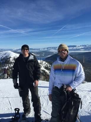 Sugar Bowl Resort - [! skireport_firsthandpost_pagetitle ] - © firedogmk
