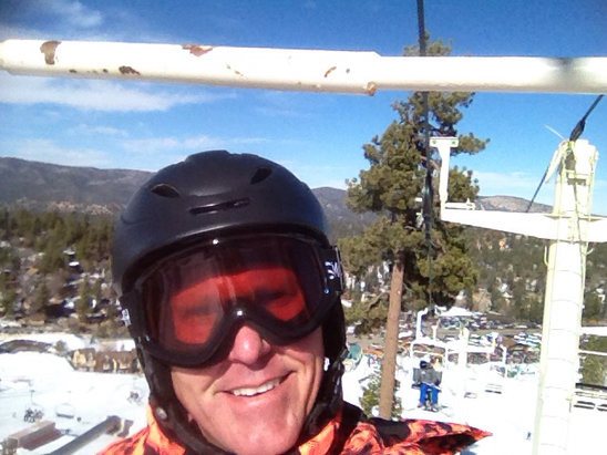 Bear Mountain What A Good Birthday At Big Bear Weather Was Nice But The