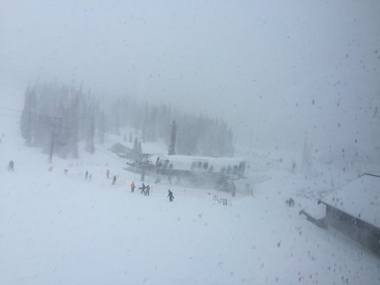 Wolf Creek Ski Area - Wow Wow POW POW.....epic year, get up and take advantage...!!!! - © tj's iPhone