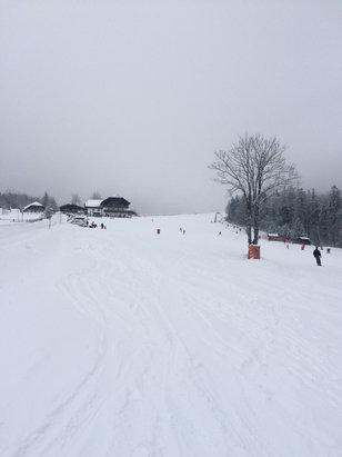 Skizentrum Mitterdorf - Alles offen. - © Papa Ronny