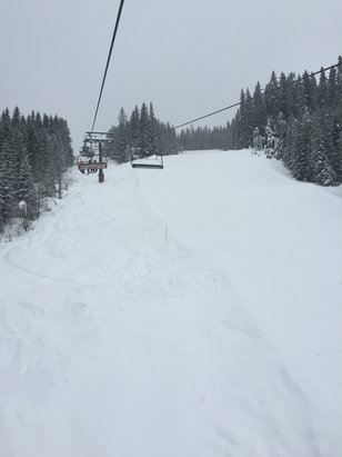 Trysil - Nice fresh snow